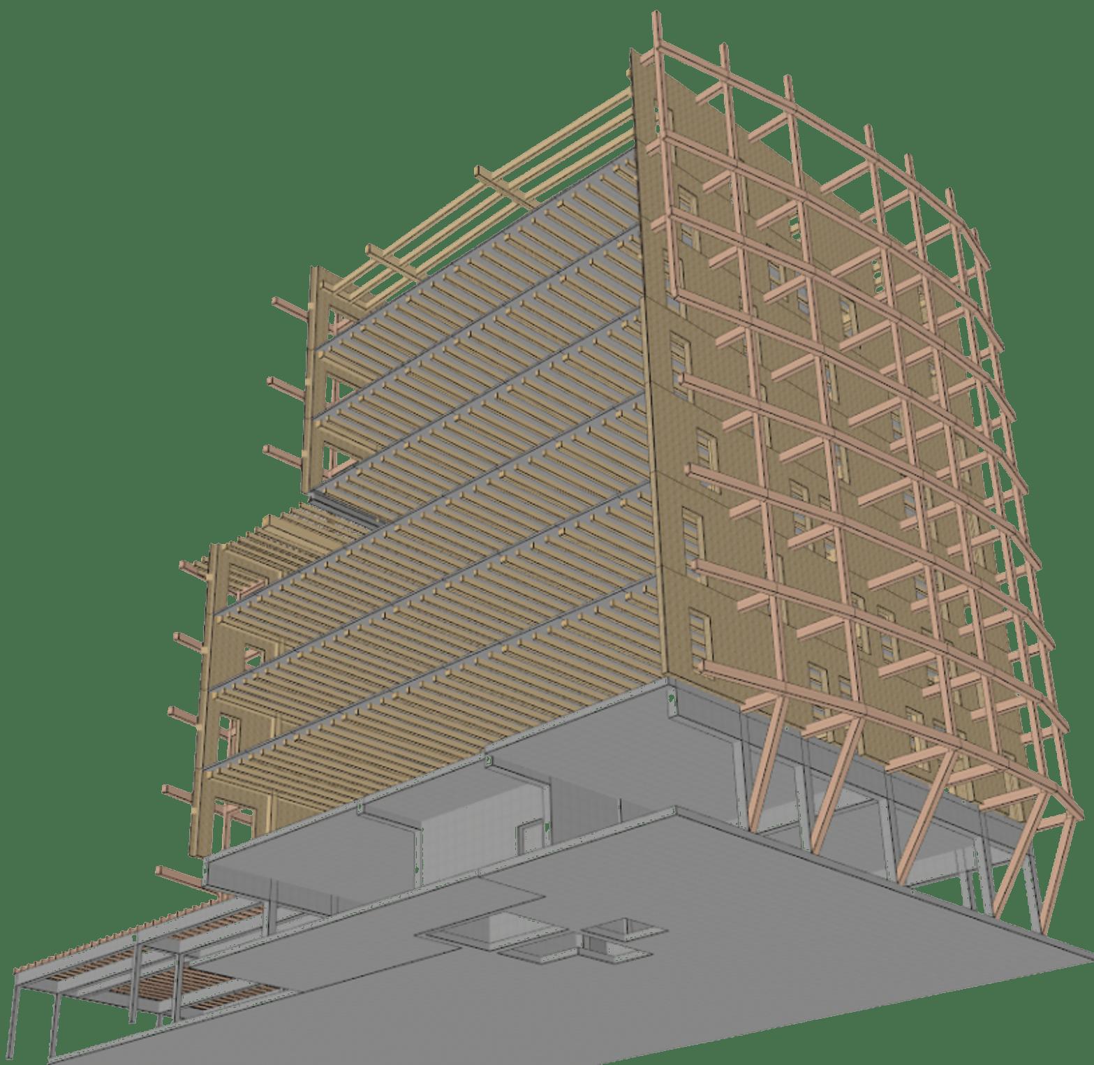 structure sowood 3d
